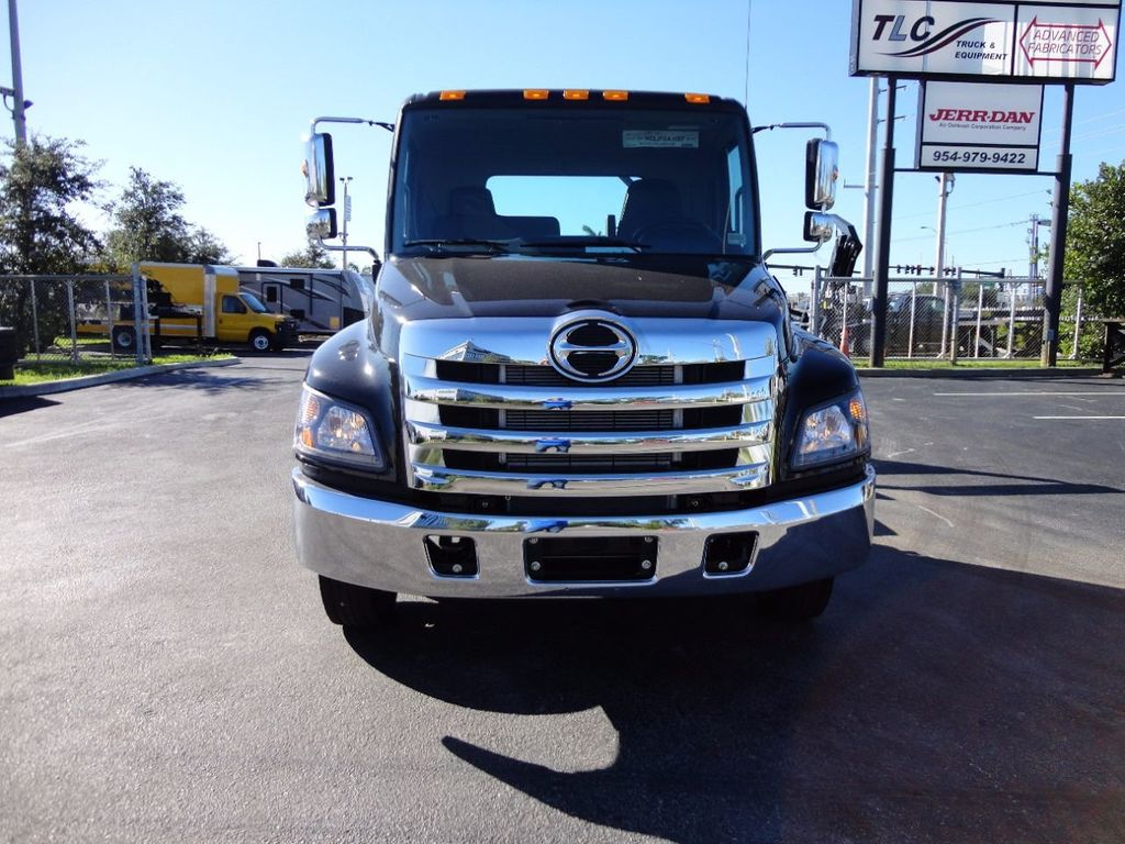 2018 HINO 258LP 21FT X 96 WIDE JERRDAN ROLLBACK..HYD BRAKE.SPRING RIDE - 16977457 - 11