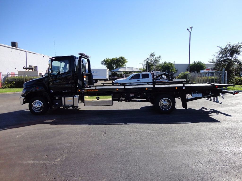 2018 HINO 258LP 21FT X 96 WIDE JERRDAN ROLLBACK..HYD BRAKE.SPRING RIDE - 16977457 - 29