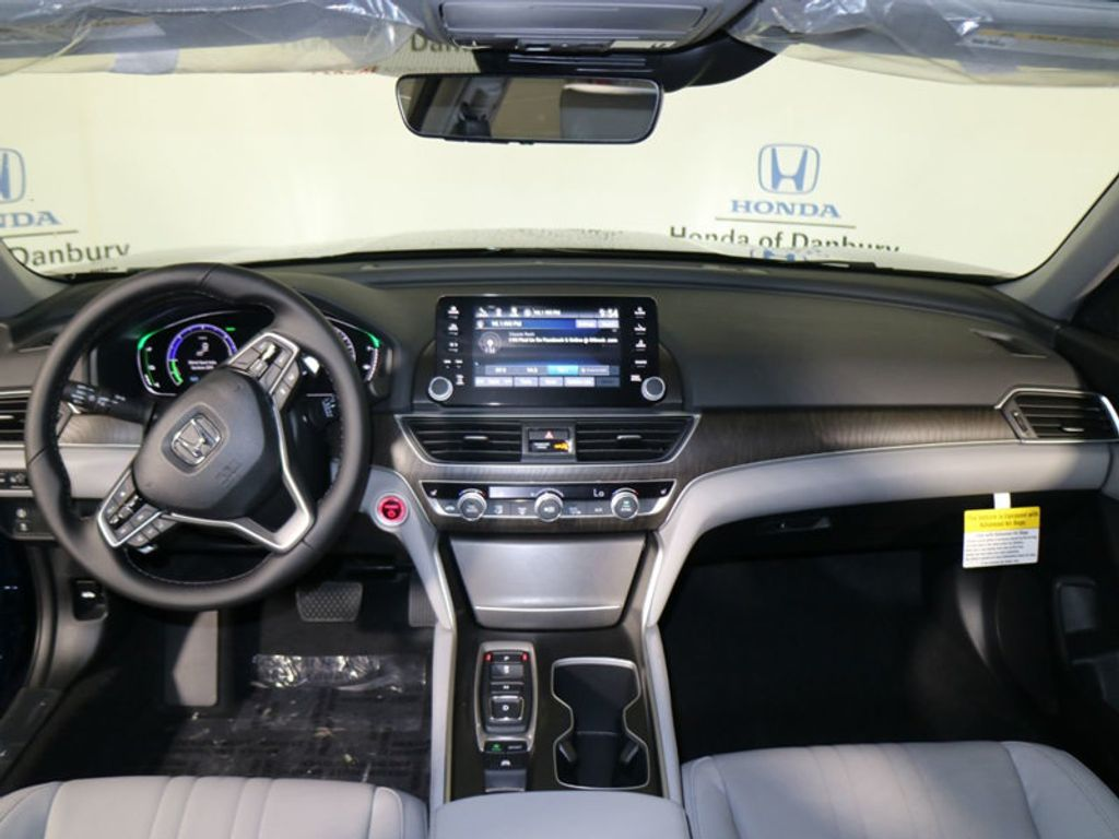 2018 Honda Accord Hybrid Ex L Sedan 17583511 13
