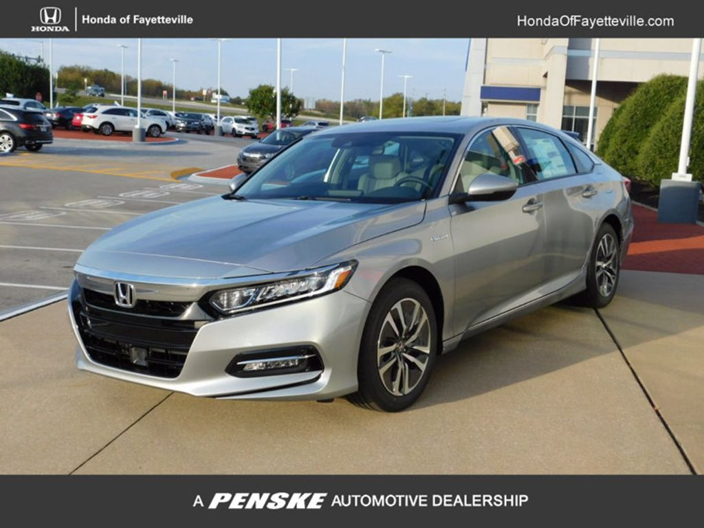 2018 Honda Accord Hybrid EX-L Sedan - 18174116 - 0