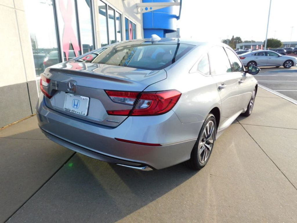 2018 Honda Accord Hybrid EX-L Sedan - 18174116 - 2