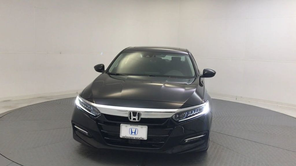 2018 Honda Accord Hybrid EX Sedan - 17645108 - 2