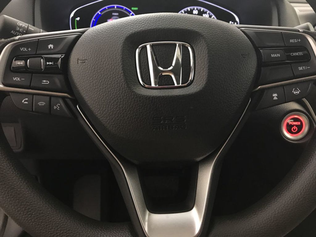 2018 Honda Accord Hybrid EX Sedan - 17645108 - 30