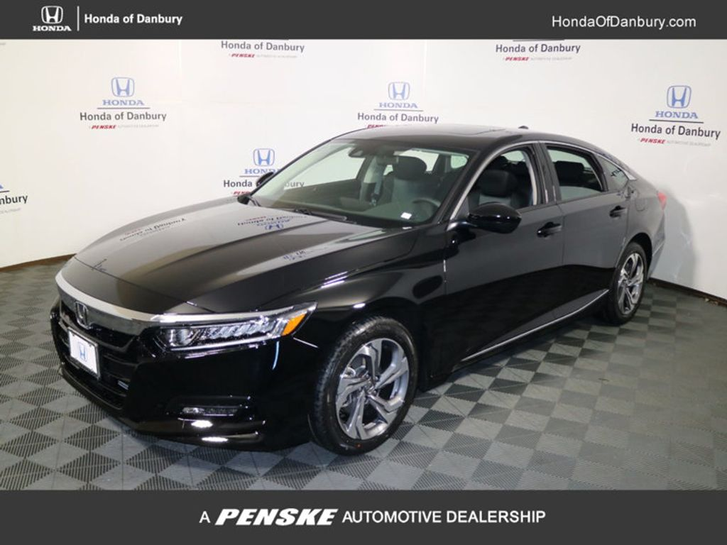 2018 Honda Accord Sedan EX CVT - 17037916 - 0