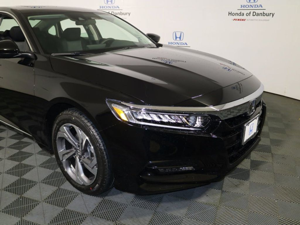 2018 Honda Accord Sedan EX CVT - 17037916 - 1