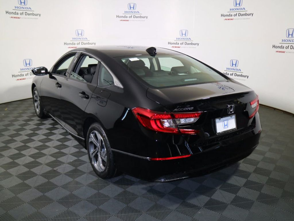 2018 Honda Accord Sedan EX CVT - 17037916 - 4