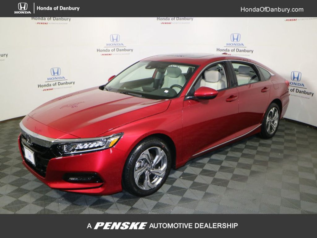 2018 Honda Accord Sedan EX CVT - 17269263 - 0
