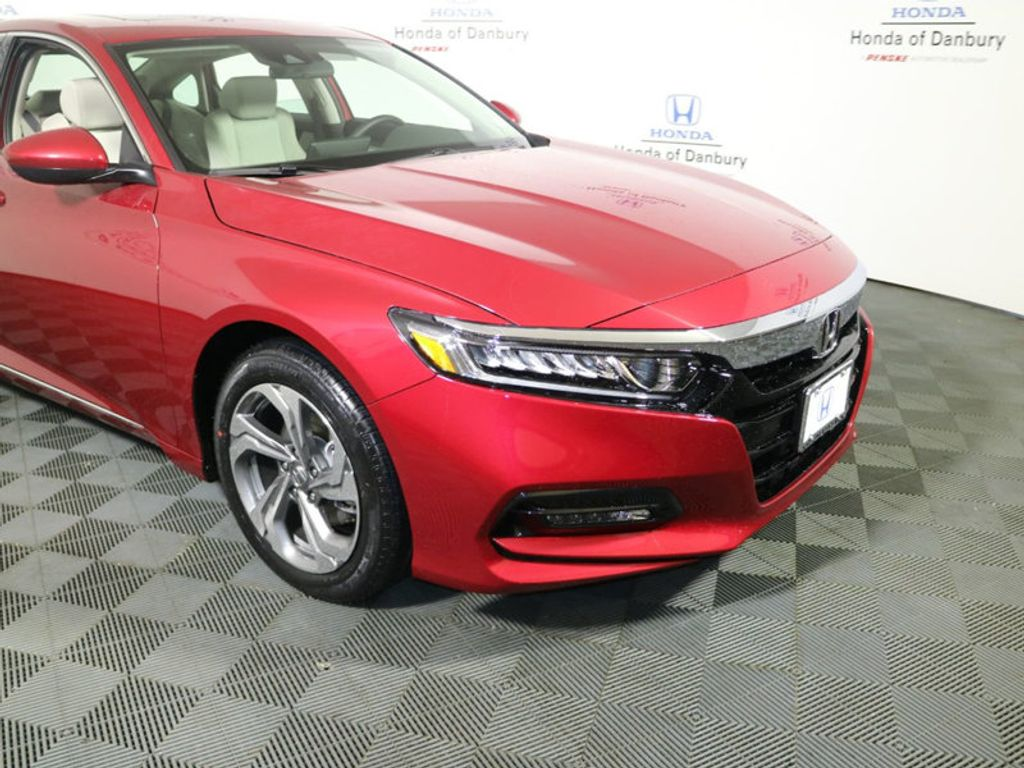 2018 Honda Accord Sedan EX CVT - 17269263 - 1