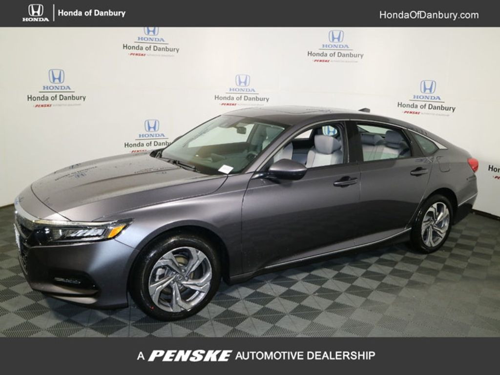 2018 Honda Accord Sedan EX CVT - 17411139 - 0