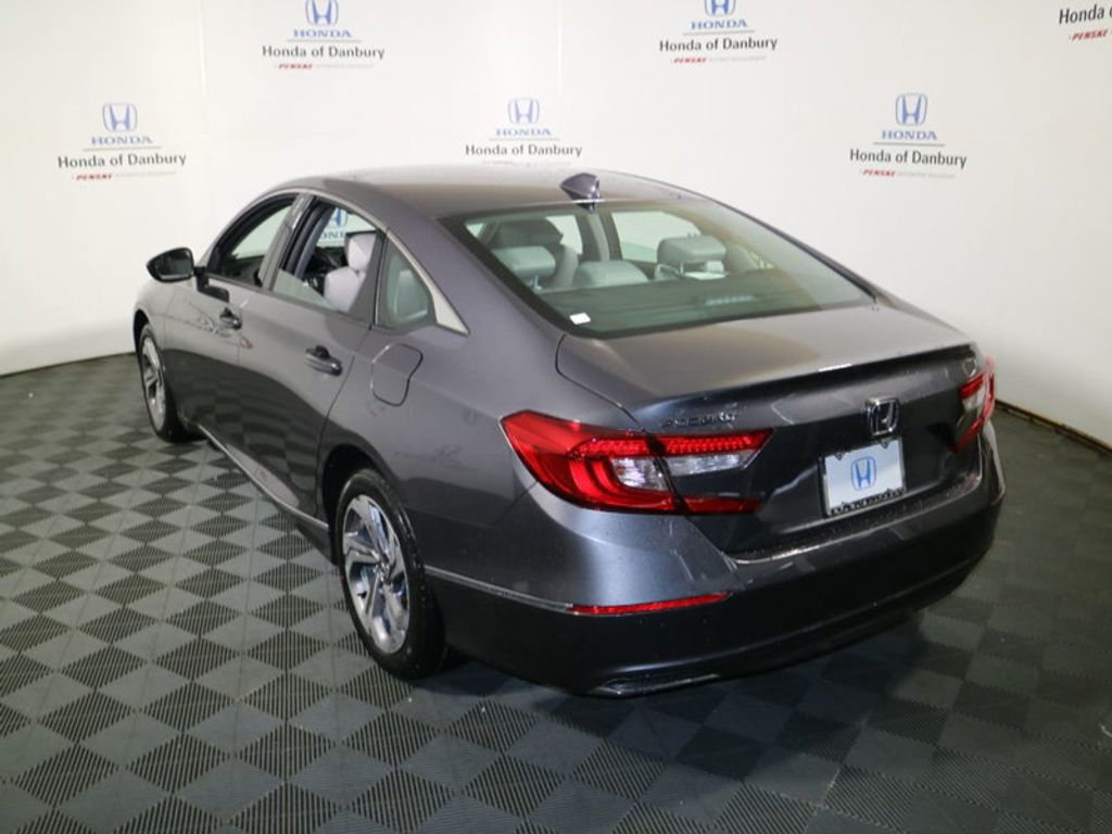2018 Honda Accord Sedan EX CVT - 17411139 - 4