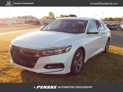 New 2018 Honda Accord Sedan EX CVT