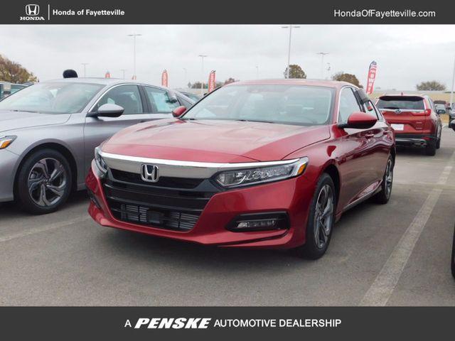 2018 Honda Accord Sedan EX CVT
