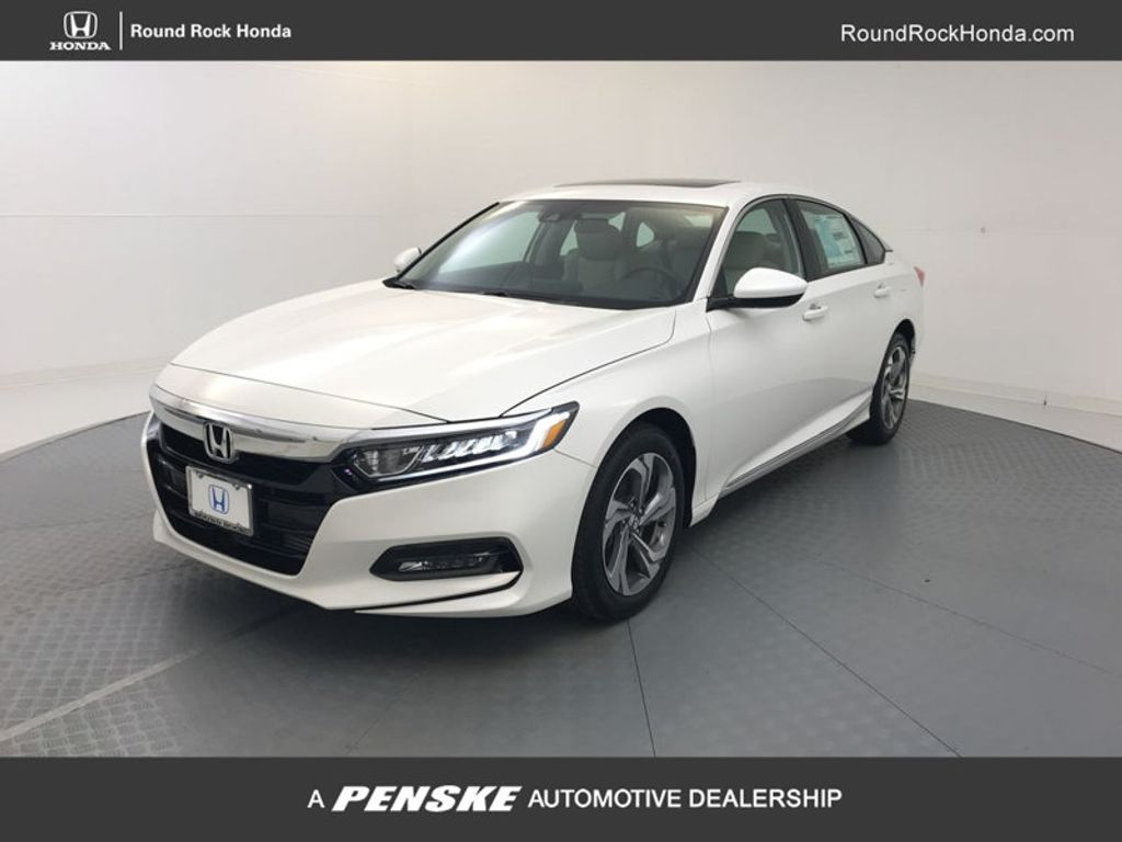 2018 Honda Accord Sedan EX CVT - 17394860 - 0