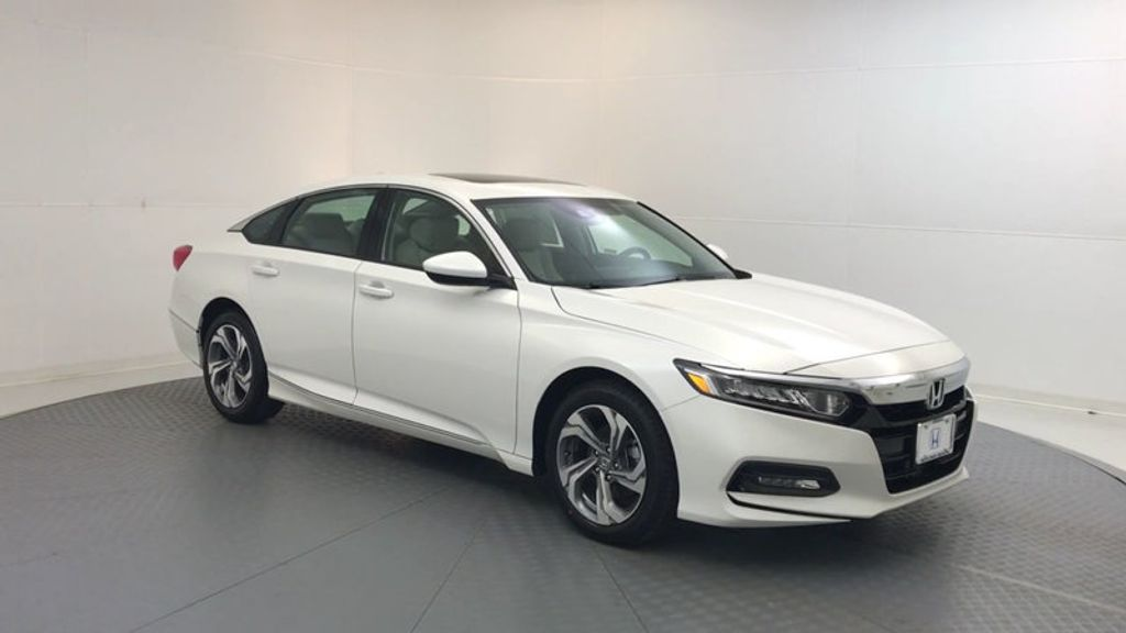 2018 Honda Accord Sedan EX CVT - 17394860 - 1
