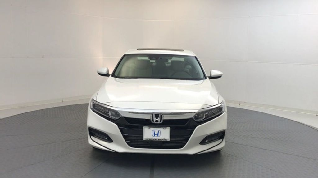 2018 Honda Accord Sedan EX CVT - 17394860 - 2