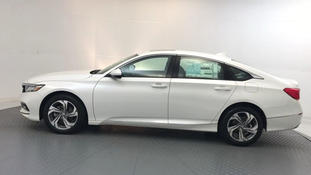 2018 Honda Accord Sedan EX CVT - 17394860 - 4