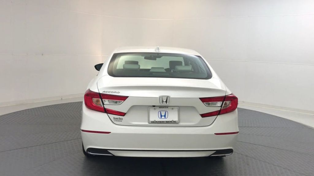 2018 Honda Accord Sedan EX CVT - 17394860 - 6