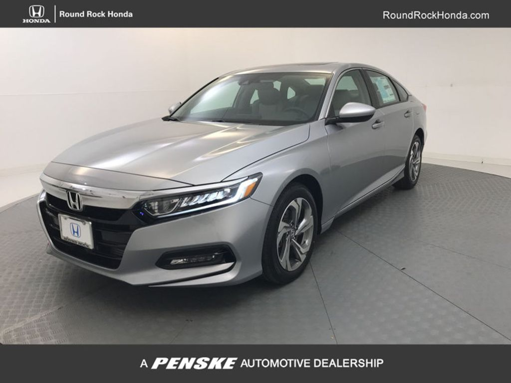 2018 Honda Accord Sedan EX CVT - 17520735 - 0