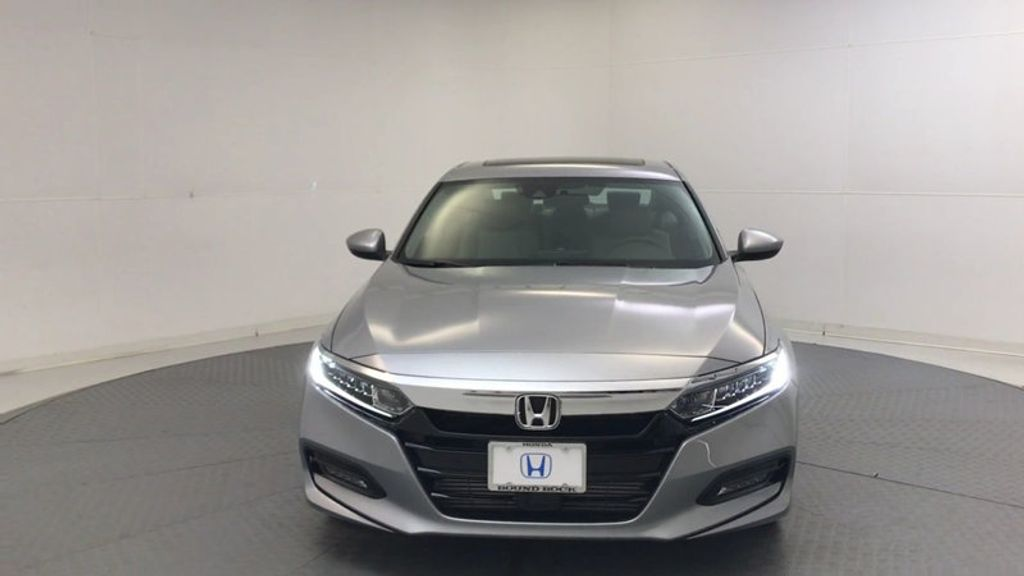 2018 Honda Accord Sedan EX CVT - 17520735 - 2