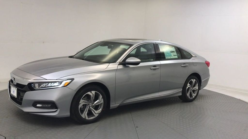 2018 Honda Accord Sedan EX CVT - 17520735 - 3