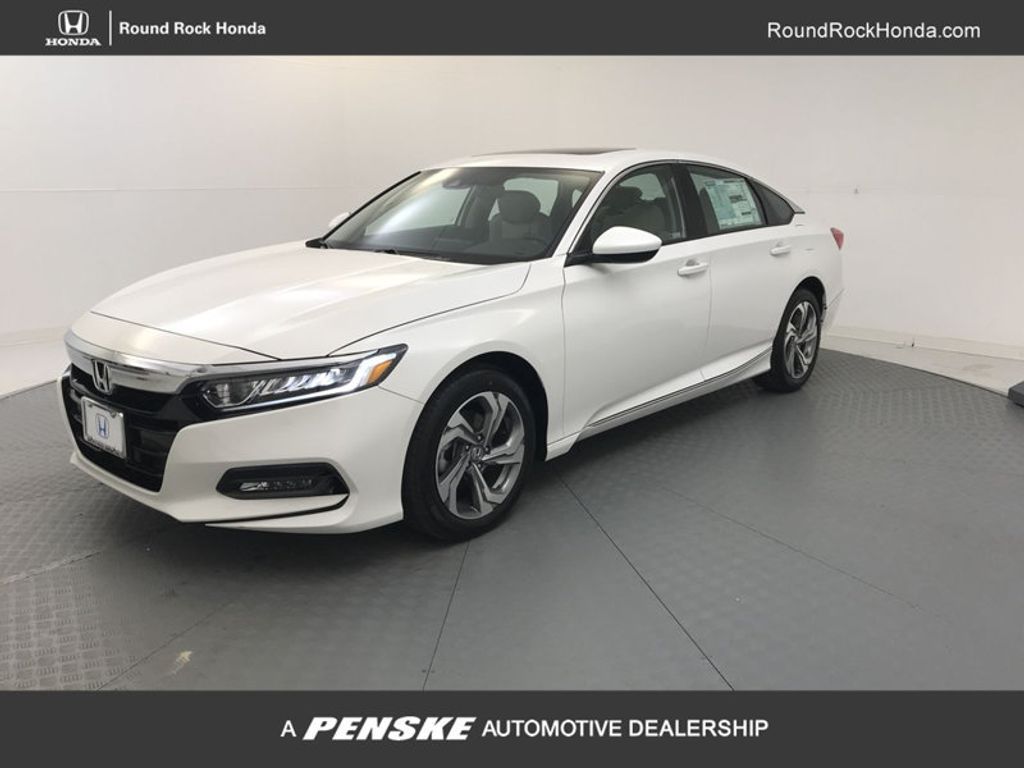 2018 Honda Accord Sedan EX CVT - 17634229 - 0