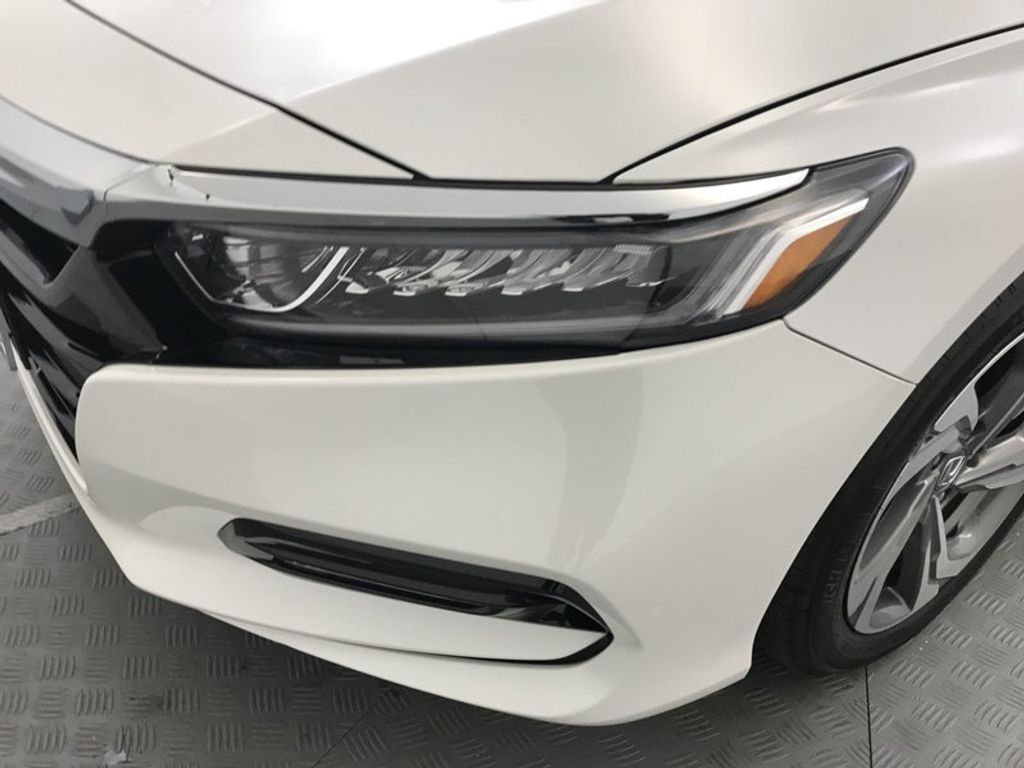 2018 Honda Accord Sedan EX CVT - 17634229 - 9