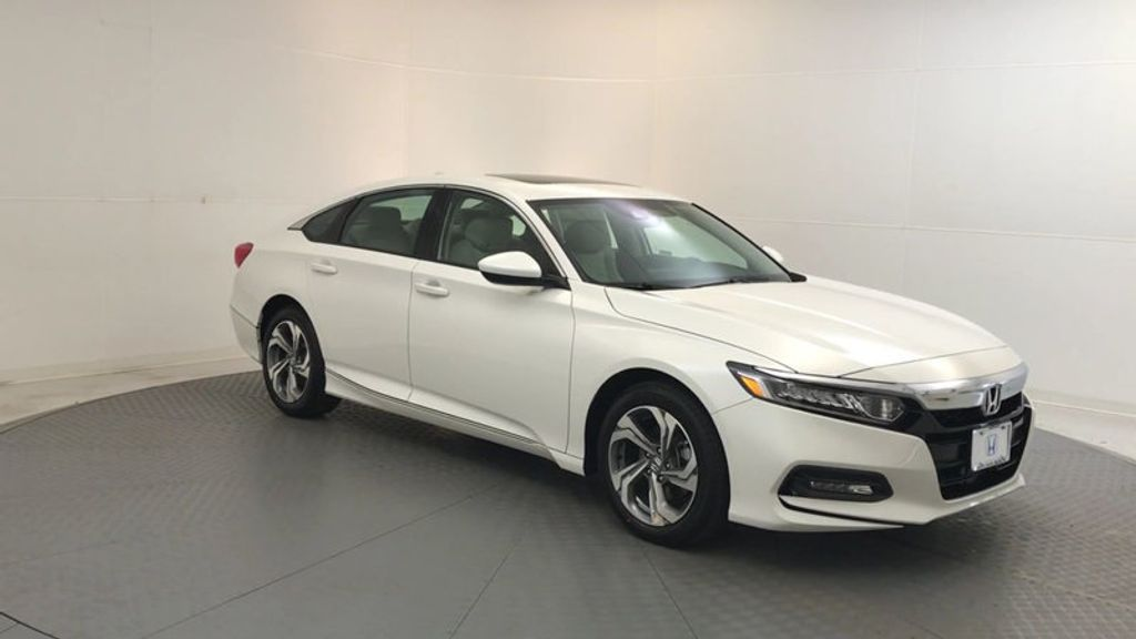 2018 Honda Accord Sedan EX CVT - 17634229 - 1