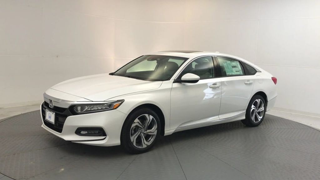 2018 Honda Accord Sedan EX CVT - 17634229 - 3