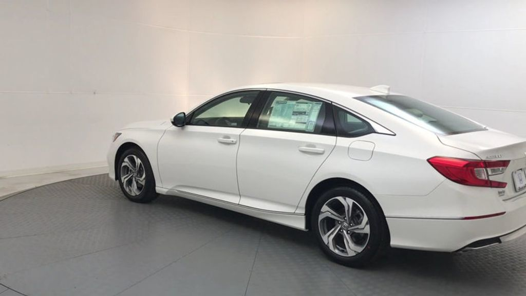 2018 Honda Accord Sedan EX CVT - 17634229 - 5