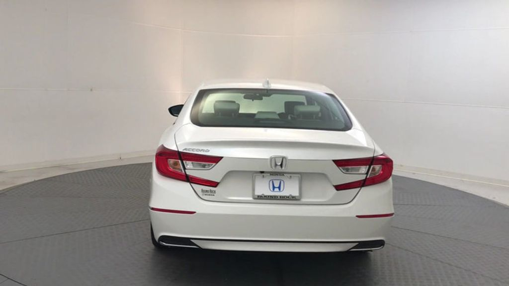2018 Honda Accord Sedan EX CVT - 17634229 - 6