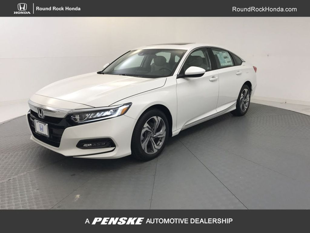 2018 Honda Accord Sedan EX CVT - 17634231 - 0