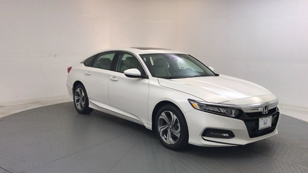 2018 Honda Accord Sedan EX CVT - 17634231 - 1