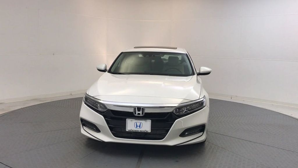 2018 Honda Accord Sedan EX CVT - 17634231 - 2