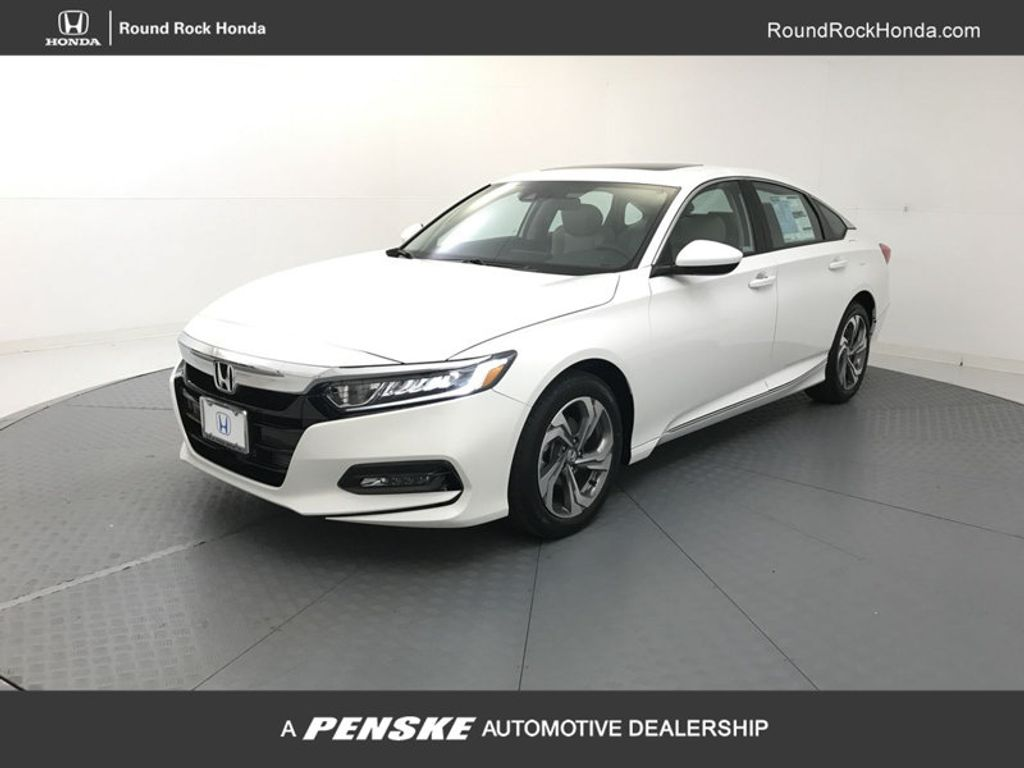 2018 Honda Accord Sedan EX CVT - 17708212 - 0