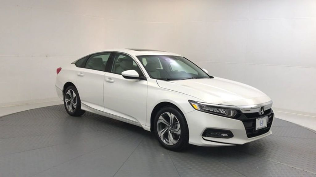 2018 Honda Accord Sedan EX CVT - 17708212 - 1