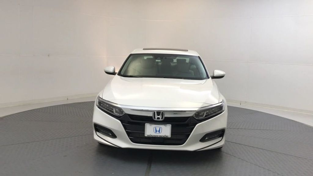 2018 Honda Accord Sedan EX CVT - 17708212 - 2