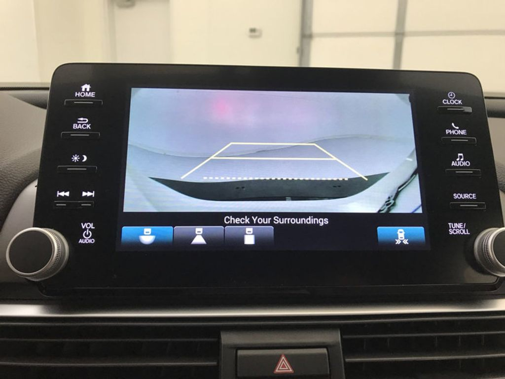 2018 Honda Accord Sedan EX CVT - 17708212 - 34