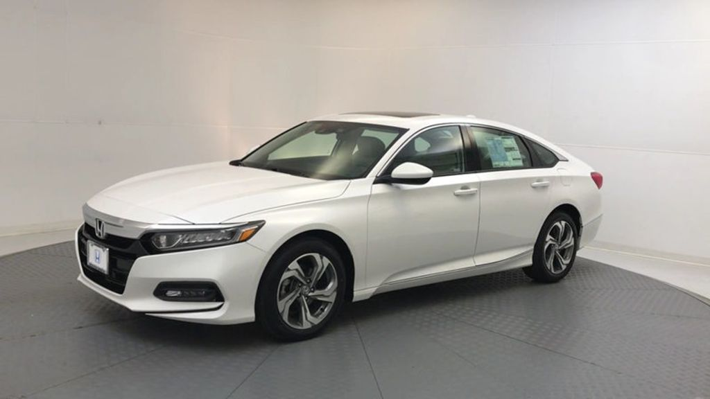 2018 Honda Accord Sedan EX CVT - 17708212 - 3