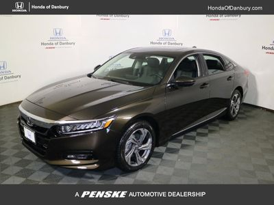 New 2018 Honda Accord Sedan EX-L 2.0T Automatic