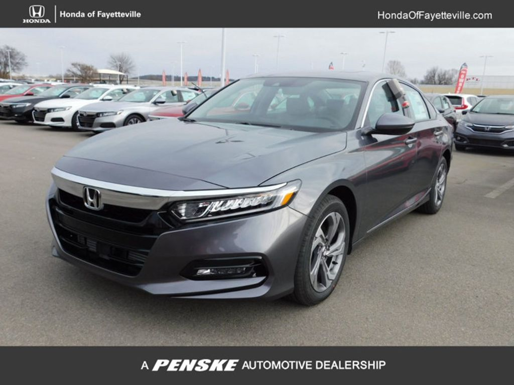 2018 New Honda Accord Sedan Ex L 2 0t Automatic At Honda