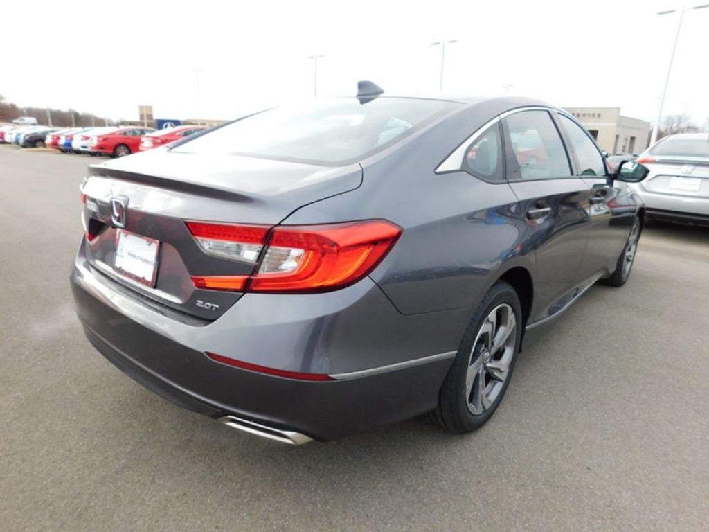 2018 Honda Accord Sedan EX-L 2.0T Automatic - 17171631 - 2
