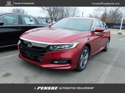 New 2018 Honda Accord Sedan EX-L 2.0T Automatic