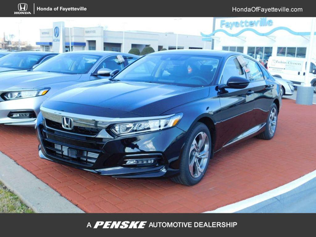 Dealer Video   2018 Honda Accord Sedan EX L 2.0T Automatic   17452945