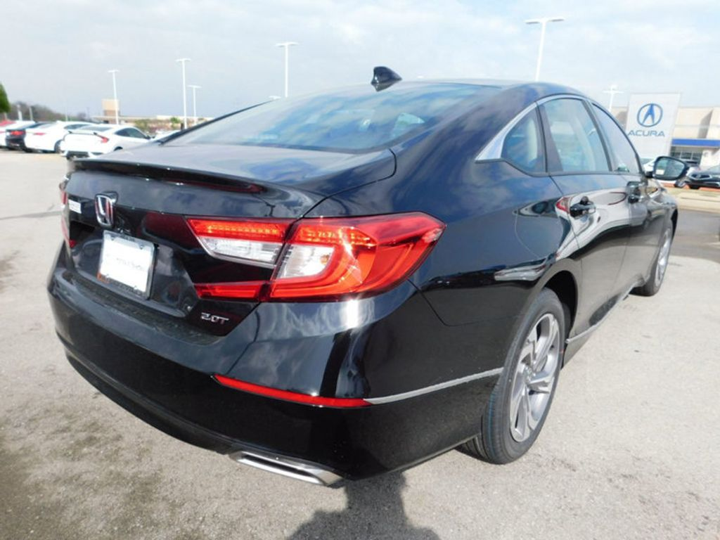 2018 Honda Accord Sedan EX-L 2.0T Automatic - 17511712 - 2
