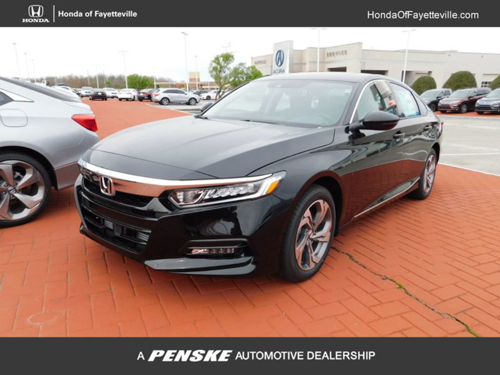 2018 Honda Accord Sedan EX-L 2.0T Automatic - 17512055 - 0