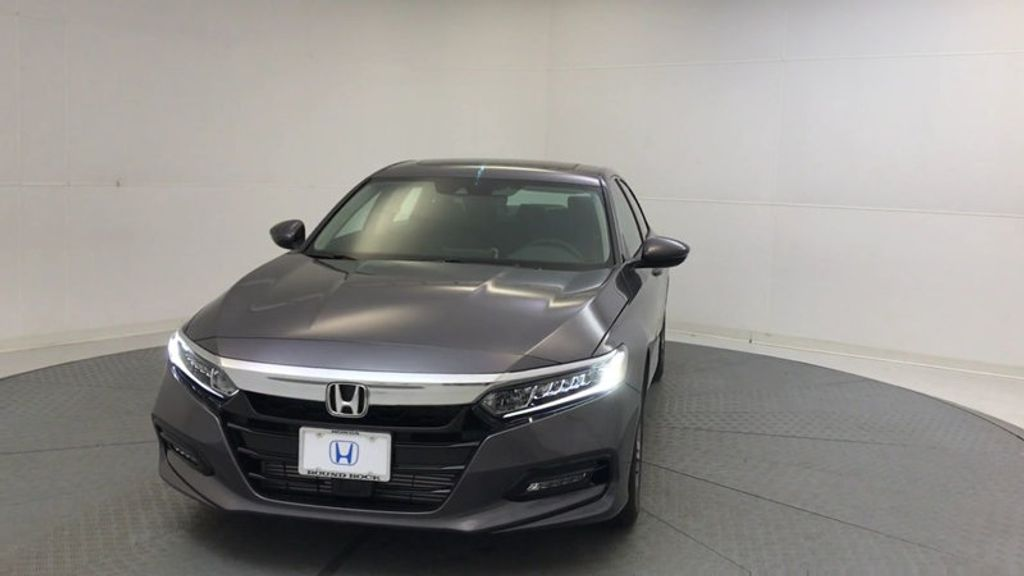 2018 Honda Accord Sedan EX-L 2.0T Automatic - 17218354 - 2