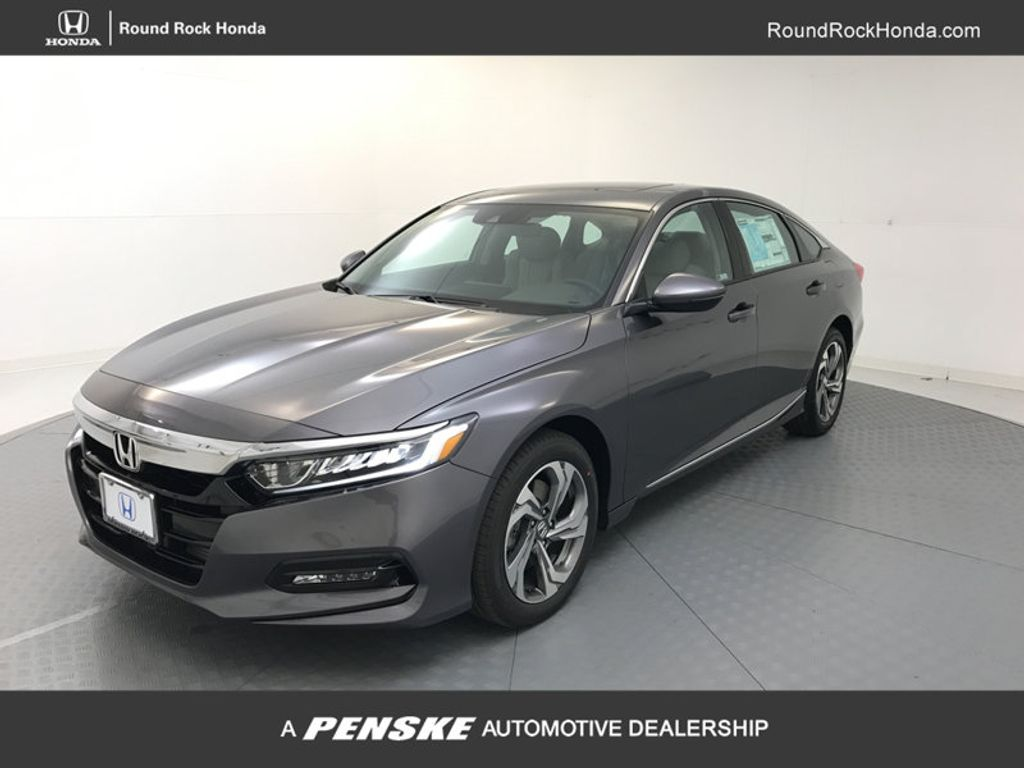 2018 Honda Accord Sedan EX-L 2.0T Automatic - 17218357 - 0