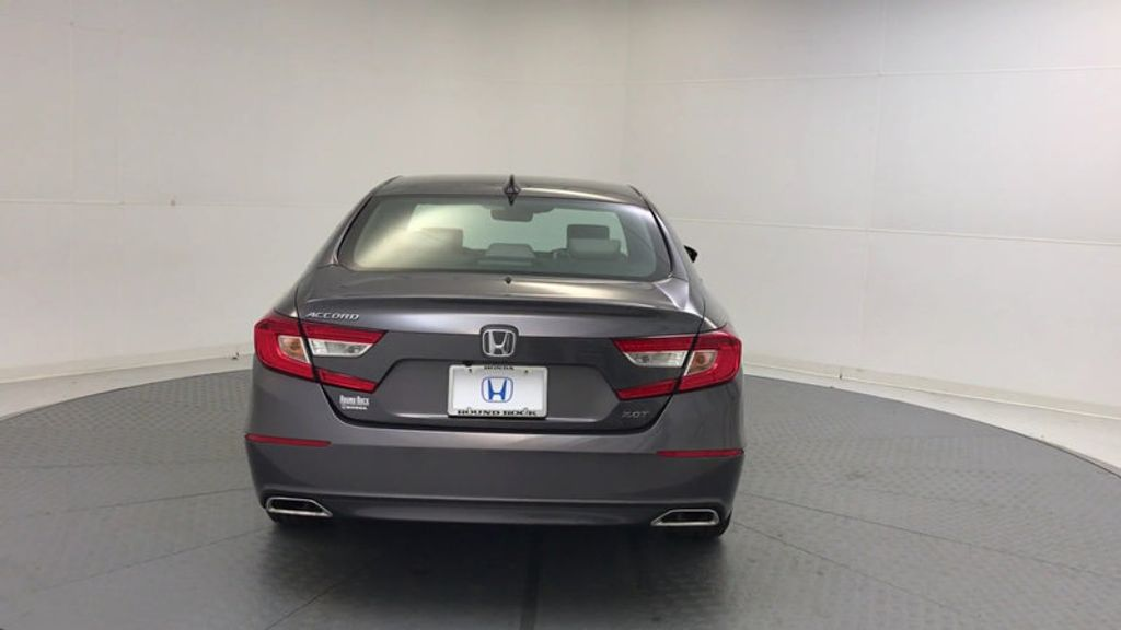 2018 Honda Accord Sedan EX-L 2.0T Automatic - 17218357 - 6