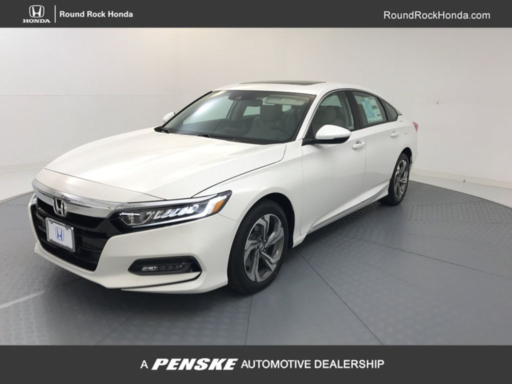 2018 Honda Accord Sedan EX-L 2.0T Automatic - 17225949 - 0