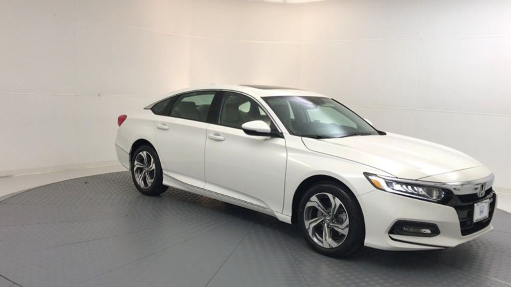 2018 Honda Accord Sedan EX-L 2.0T Automatic - 17225949 - 1